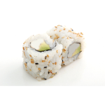 California Rolls Avocat, Concombre, Cheese