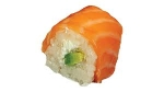 Rainbow Roll Saumon, Avocat